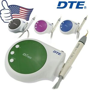 Usa Woodpecker Dte Dental Ultrasonic Scaler 110v D5 Led Hd 7l Handpiece Satelec
