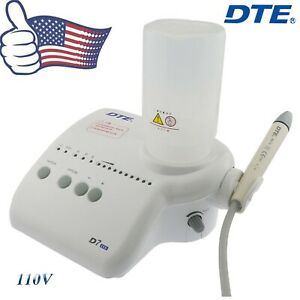 Usa Woodpecker Dental Ultrasonic Scaler Endo Handpiece Dte D7 Led Hd 7l Satelec