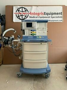Drager Fabius Gs Anesthesia Machine 4 Mode Vc pc ps simv ps Biomed Certified
