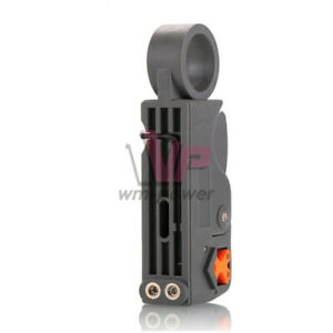 Coaxial Cable Stripper Cutter Rotary Coax Stripper For Rg59 6 Network Tool