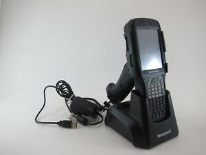 Honeywell Dolphin 6500lp12222e0h Barcode Scanner With Charging Dock