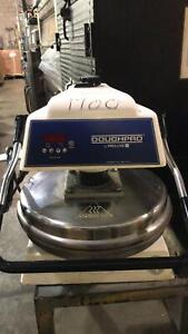 Dough Pro Dp2000 Pizza Press Dual Heated Platens Used Very Good Condition 1700