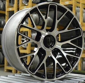20 Porsche 911 991 Turbo S Factory Oem Center Lock Rim Wheel 99136216734