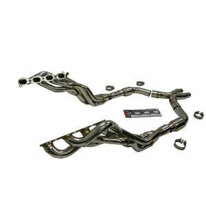 Obx Racing Long Tube Exhaust Catted Header 2011 Ford Mustang Shelby Gt500