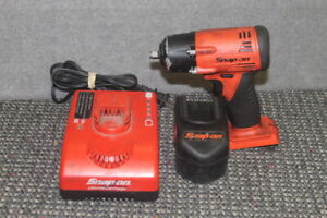 Snap On Ct4410 14 4v 3 8 Cordless Impact Wrench No Case