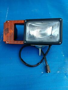 Hiniker Universal Snow Plow Light Passenger Side Rh P N 25010919 Free Ship