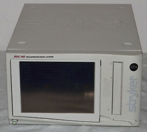 Stryker Sdc Hd Digital Capture Device used Working 240 050 888
