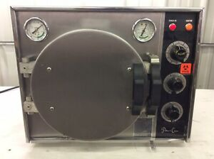 Autoclave 10 X 18 Chamber Works Great