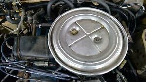 82 Ford Mustang 2 3l Air Cleaner Assembly no Tube Oem Used