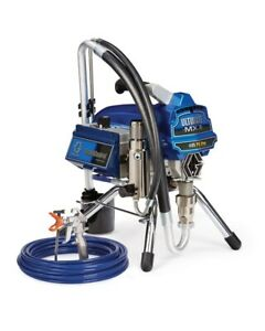 Graco Ultimate Mx Ii 495 Pc Pro Electric Airless Sprayer Stand 826202
