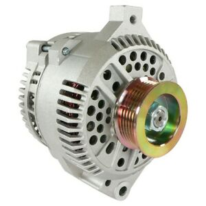 New Alternator 3 8l Mustang 1994 00 thunderbird Cougar 94 97 F4pu 10346 ba