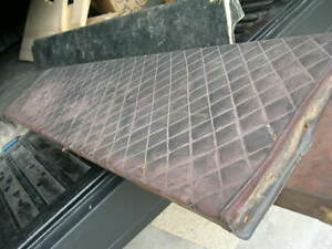 Model A Ford Running Board