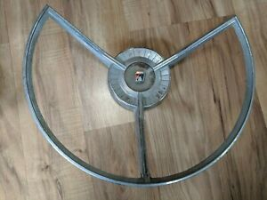 1959 Ford Car Steering Wheel Horn Ring 2701133