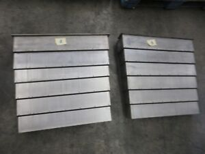 Tongil Saeilo Mach 3a Cnc Horizontal Mill 26 X 25 Way Cover Covers