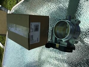New Oem Fuel Injection Throttle Body Assembly Acdelco Gm 217 3108 12609500