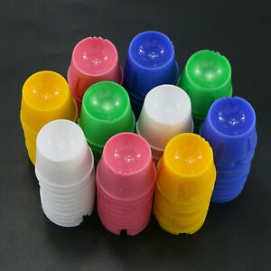 100pcs Dental Disposable Lab Mixing Medicine Bowl Colorful 5 Colors For Choose