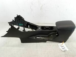 15 18 Ford Focus Oem Black Center Floor Console W Armrest F1ez58045a36hb