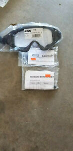 Msa Cairns ess Innerzone 2 Protective Goggles For Fire And Rescue Helmets S549p