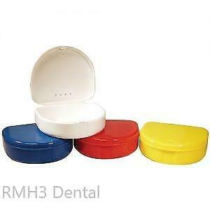 Defend Retainer Boxes Assorted Colors 12 pk Ref Ob 2000