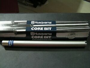 Husqvarna 1 1 4 X 14 General Purpose Concrete Masonry Diamond Core Drill Bit