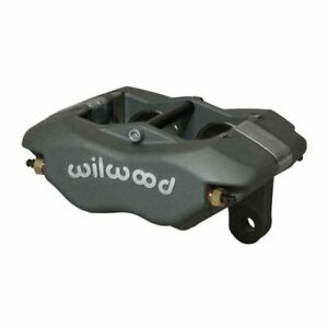 Wilwood 120 11575 Forged Narrow Dynalite Caliper 1 38 Inch Piston Diameter Gray