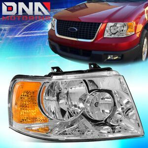 For 2003 2006 Ford Expedition Factory Style Front Headlight Lamp Assembly Right