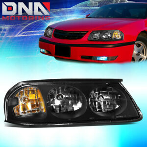For 2000 2005 Chevy Impala Factory Style Driving Headlight Lamp Assembly Right