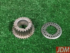 Toyota Crank Timing Pulley 1jzgte 2jzgte 1jzge 2jzge Crankshaft 13521 46040