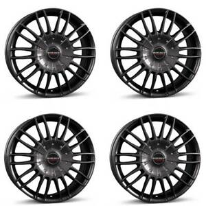 4 Borbet Wheels Cw3 7 5x18 Et50 5x160 Ant For Ford Transit
