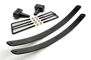Suspension Leaf Spring Block Kit limited Rear Ready Lift Fits 09 11 Ford F 150
