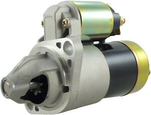 New Starter Fits Hyster Yale Mitsubishi Fork Lift Truck 18096