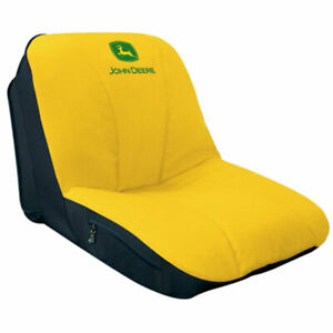 John Deere Gator Riding Mower 11 inch Deluxe Seat Cover small Lp40090