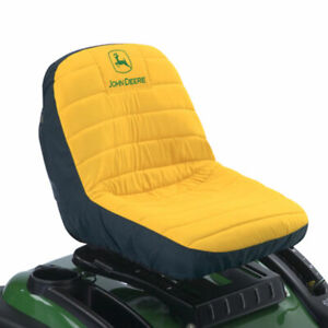 John Deere Riding Mower 11 inch Seat Cover small Lp22704