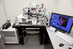 Zeiss Confocal Microscope Lsm 780 Upright