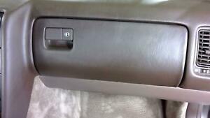 90 94 Lexus Ls400 Glove Box Assembly dark Rose With Hinges Oem Used