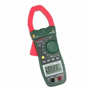 Used Mastech Ms2138r Auto ranging True Rms Ac dc Clamp Meter Tester