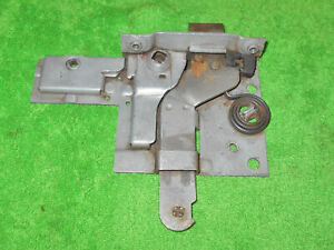 1937 1940 Ford Deluxe Mercury 2 door Sedan Coupe Convertible Orig Rh Door Latch