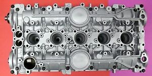 Volvo 2 5 Dohc 5 Cyl Turbo Single Vvti Cylinder Head Casting 8642 Only Rebuilt