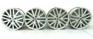 2006 2007 Mazdaspeed Mazda 6 Speed Oem 18x7 Wheels Rim Rims 4 Wheel Set Caps