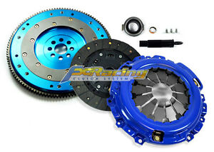 Fx Stage 2 Clutch Kit 6061 Aluminum Flywheel Acura Rsx Type s Honda Civic Si K20