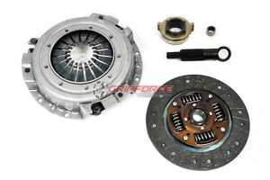 Gf Hd Clutch Kit Fits 1985 1987 Ford Aerostar Ranger Bronco 2 3l 2 8l 2 9l 3 0l