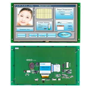 Stone 10 1 Hmi Tft Smart Home With Touch Screen Rs232 Display Usb Lcd Uart Lcm