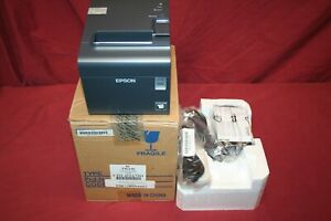 Epson Tm l90 Thermal Receipt And Barcode Printer new as Shown