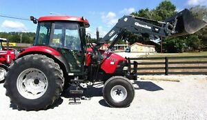 2004 Case Ih Jx 85 Tractor loader free 1000 Mile Delivery From Kentucky