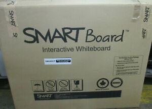 48 Smart Board Sb640ct Interactive White Table Stand And Carrying Bag T8 wh