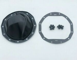 12 Bolt Rear End Cover With Gaskets Bolts Chevelle Camaro Nova New