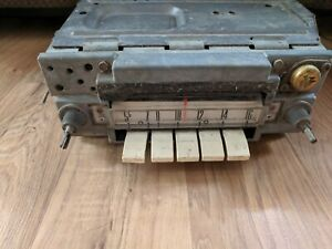 Vintage 1950 S Ford Fomoco Car Radio Parts 246152