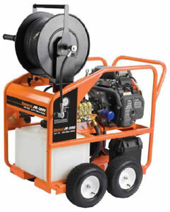 General Wire Water Jet Portable Sewer Cleaning Machine Jetter Jm3080