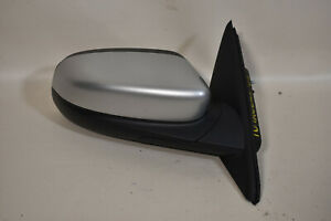 10 12 Ford Taurus Right Passenger Side Power Mirror Ingot Silver 6 Pin