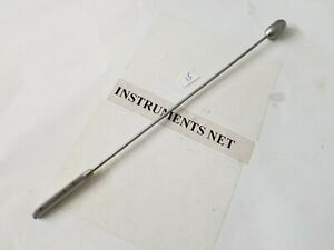 1 Bakes Rosebud 15 Urethral Sounds Dilator Surgical